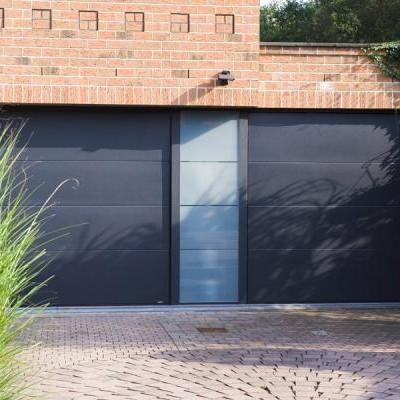 Porte Garage Harol - Renov'&Store, votre spécialiste Deceuninck et Harol à Tournai