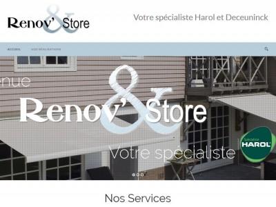 Renov'&Store, votre spécialiste Deceuninck et Harol à Tournai
